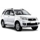 Sonnenschutz für Daihatsu Terios 5 Türen 2006-2017