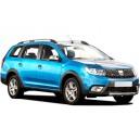 Sonnenschutz für Dacia Logan II MCV 5 Türen 2013-