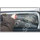 Sonnenschutz für Mitsubishi Outlander 5 Türen 2013- nur Seitentüren